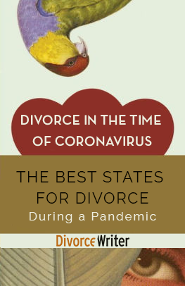 coronavirus and divorce